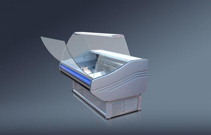 Витрина холодильная «Ариель»  ВУ-3-130 с полкой