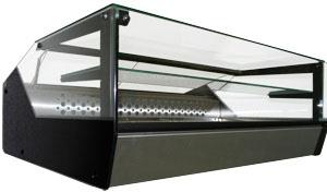 Витрина холодильная Полюс ВХС-1,0 Cube Арго XL ТЕХНО