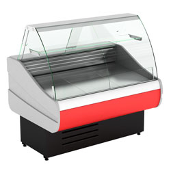Холодильная витрина Octava U New LX SN 1000 -6+6с0